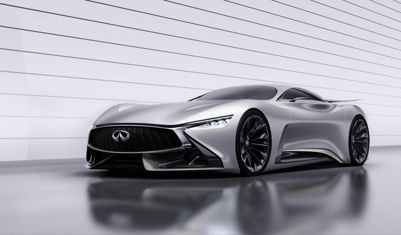 Infiniti infiniti concept car : Infiniti Unleashes New Digital Supercar Into Gran Turismo 6 • AutoTalk