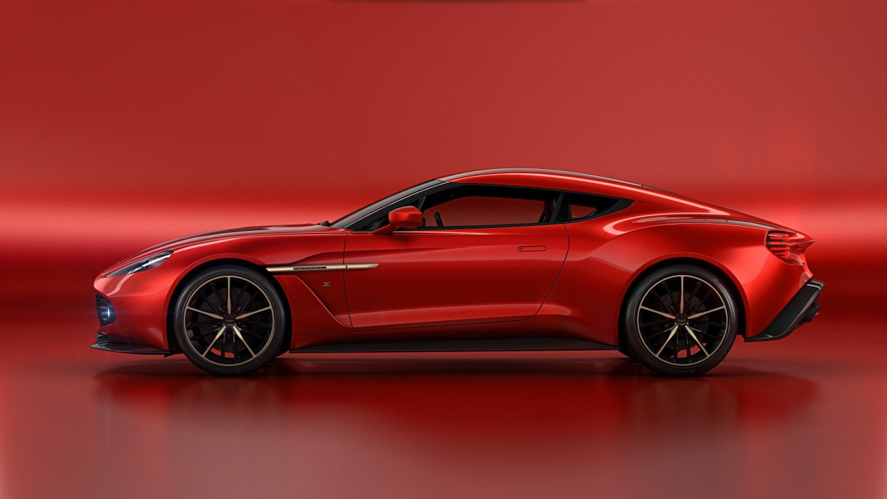 Aston Martin Vanquish Zagato Concept (5)