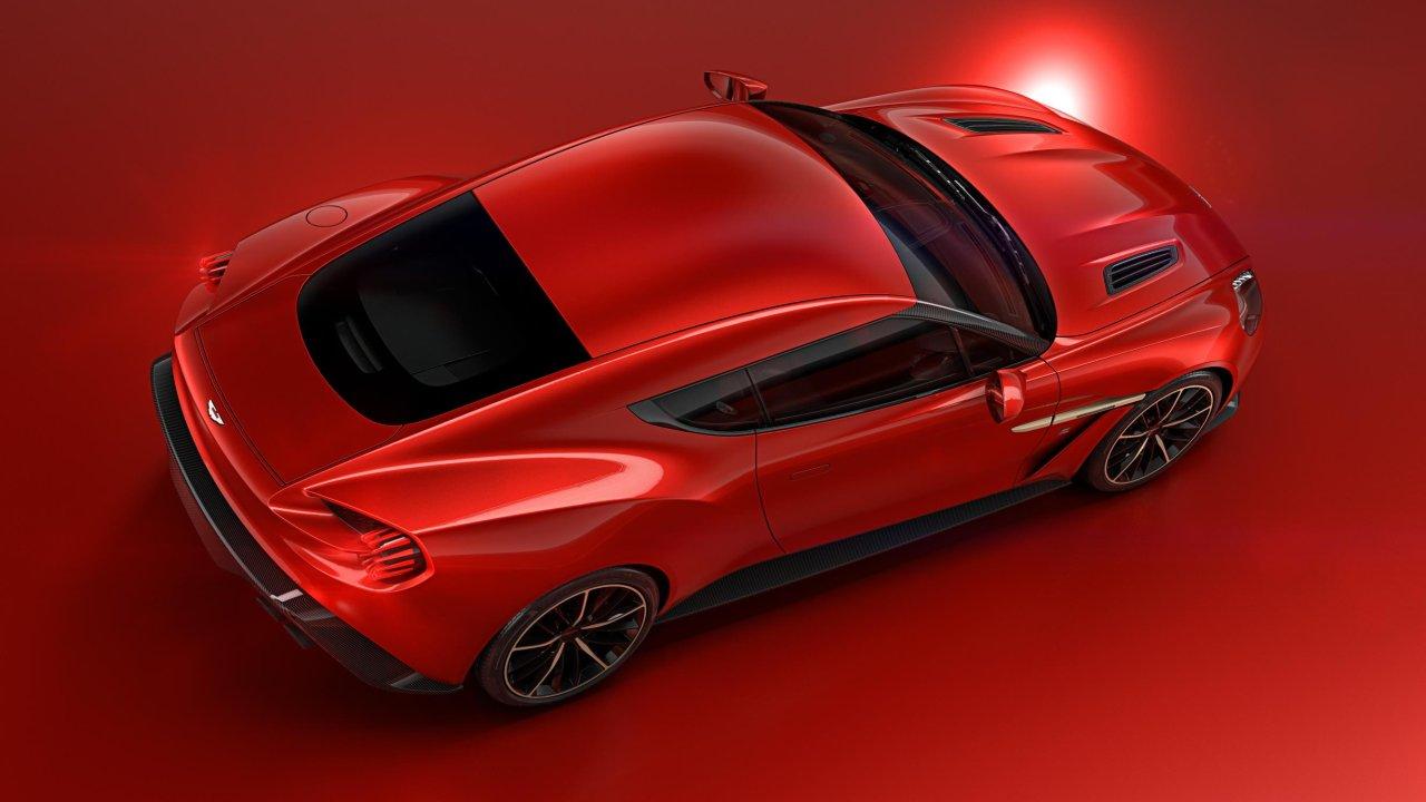 Aston Martin Vanquish Zagato Concept (8)