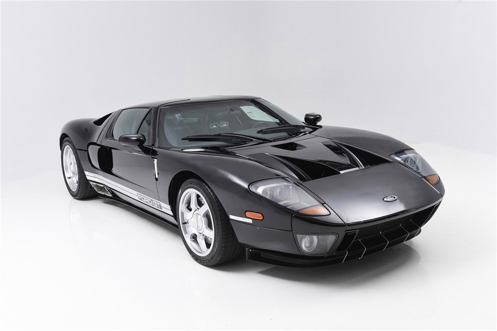 Ford Gt Prototype Crossing The Auction Block This Week