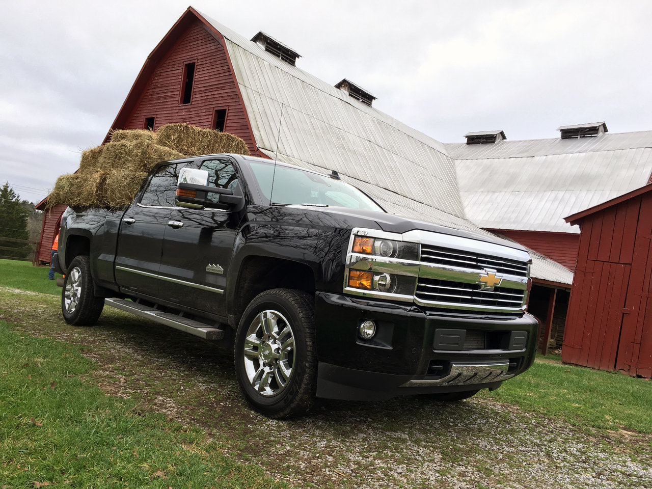 2016 Chevrolet Silverado 2500 HD High Country Review ...