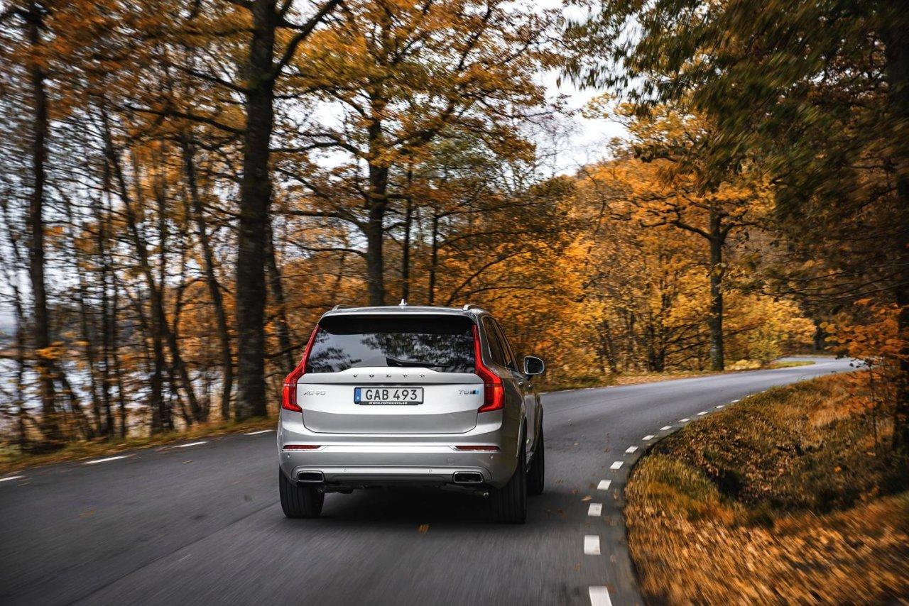 Volvo XC90 T8 Twin Engine with Polestar Performance Optimisation (1)