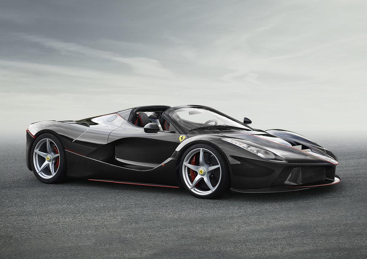 Ferrari LaFerrari Aperta (2)