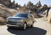New Ford Expedition Redefines Full Size Suvs With Adaptable Interior Smart Technology