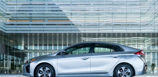 2017 Hyundai Ioniq Electric VEhicle